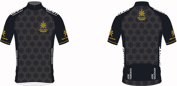 Giant Giant x Pinoy Pedal Pushers Rival Jersey