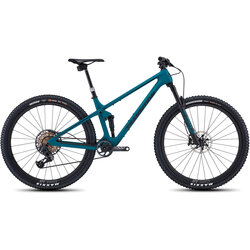 Transition 2021 TRANSITION SPUR DEORE COMPLETE L DEEP SEA GREEN