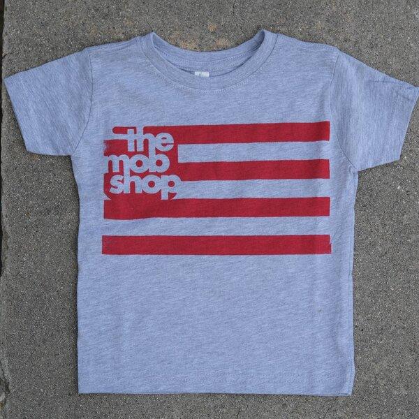 The Mob Shop Kids' Blackflag United T-Shirt