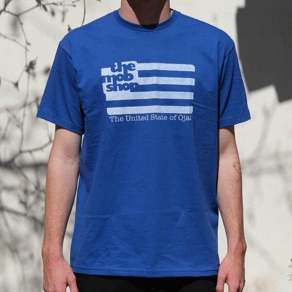 The Mob Shop Unisex Blackflag United T-Shirt