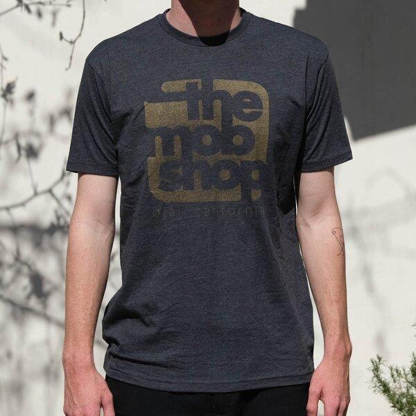 The Mob Shop Men's Big Logo T-Shirt