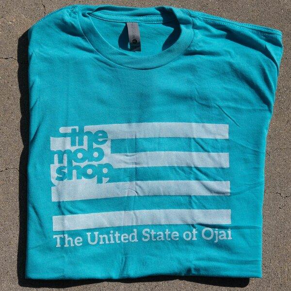 The Mob Shop Men's Blackflag United T-Shirt