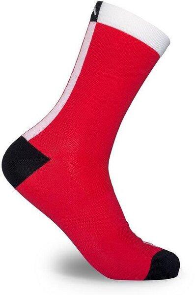 Mint Red Racer Sock