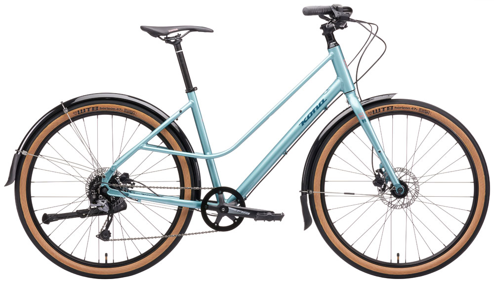 Stock image of a Kona Coco bike