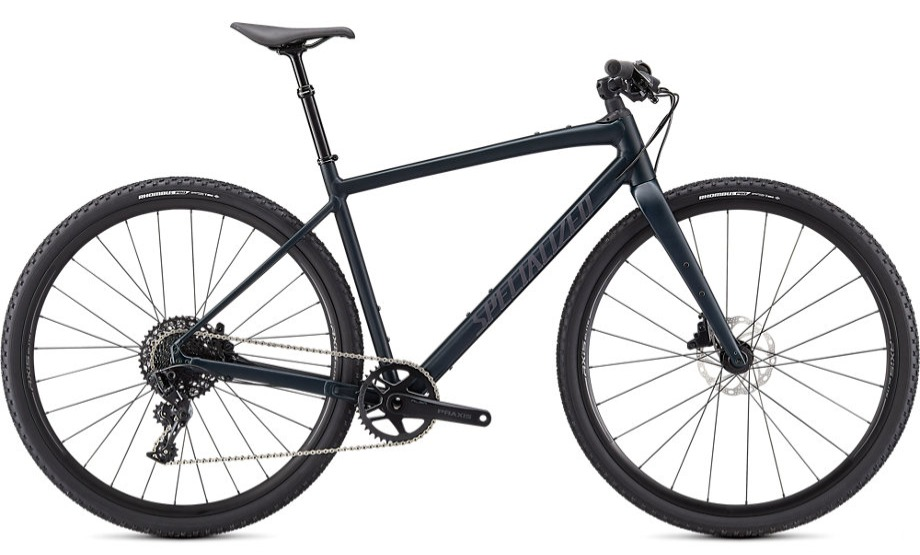 Stock image of a Specialized Diverge Comp E5 EVO in the color Satin Forest Green