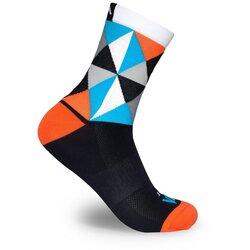 Mint Triangulate Sock