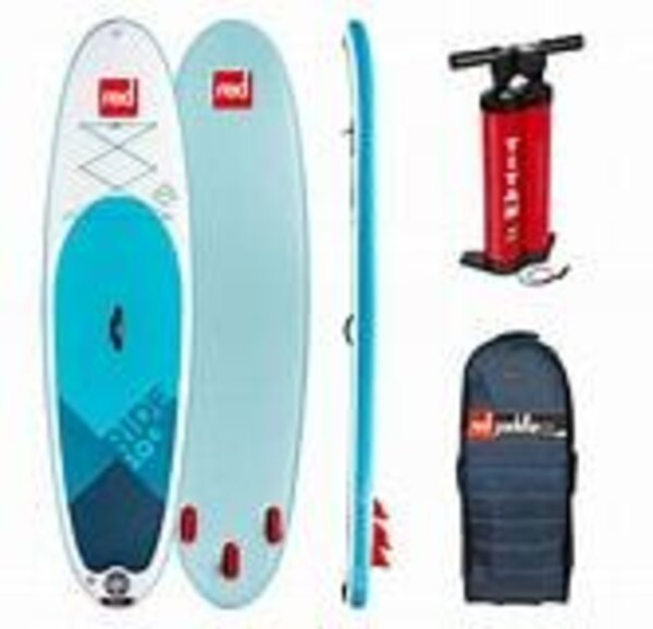 """Red Paddle Co 2021 Red 10'6"""" Ride"""