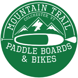 Mountain Trail Paddle Boards & Bikes logo