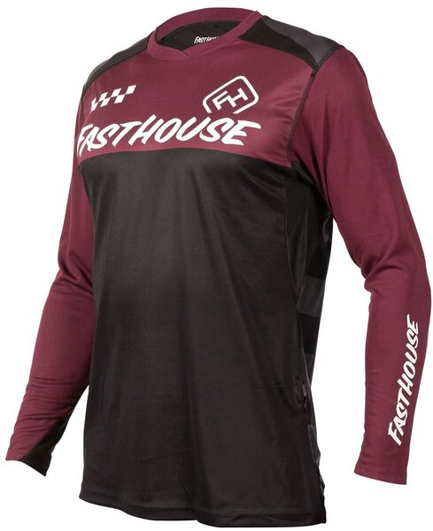 Fasthouse Alloy Block Long Sleeve Jersey