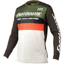 Fasthouse Alloy Kilo Long Sleeve Jersey