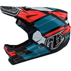 Troy Lee Designs D3 Fiberlite Vertigo Helmet