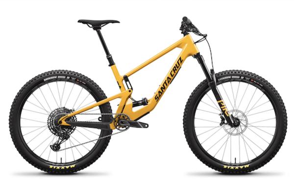 Santa Cruz 2022 5010 Carbon R-Kit Large