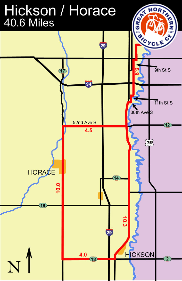 Hickson map