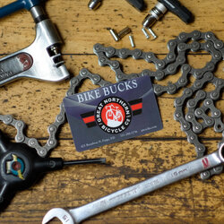 Great Northern Bicycle Company Gift Card