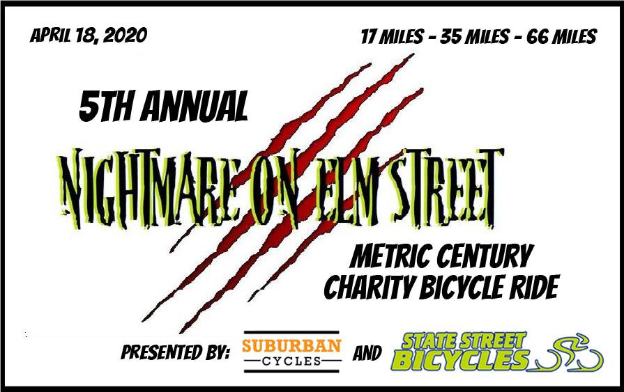 5th Annual Nightmare on Elm Street Ride