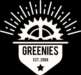 Greenies Bike Shop logo