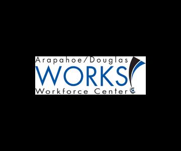 The Arapahoe/Douglas Works! Workforce Center logo