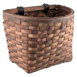Sunlite Woven Wood Basket