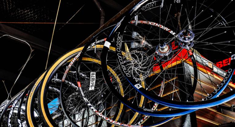 Bicycle Rental Wheels