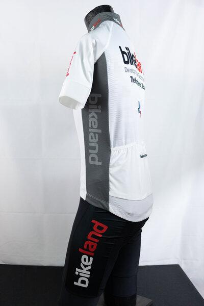 Bikeland Bikeland USA Short Sleeve Jersey