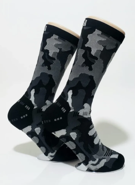 Bikeland H2D Pro Sock Black Camo Small
