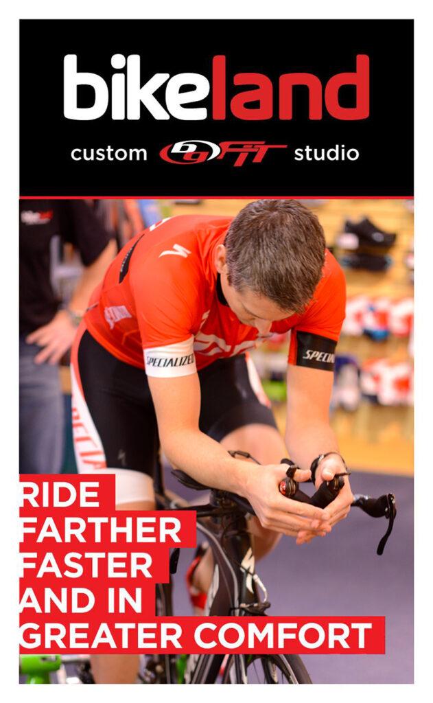 Bike Fit Brochure Page 1