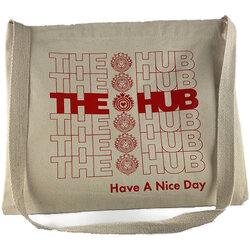 The Hub Napa Thank You Burrito Bag