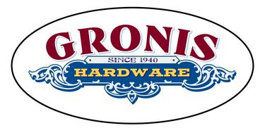GRONIS HARDWARE