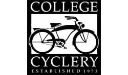 College Cyclery logo
