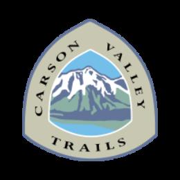 Carson Valley Trails logo