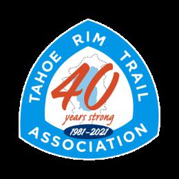 Tahoe Rim Trail Association logo