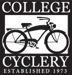 College Cyclery Home Page