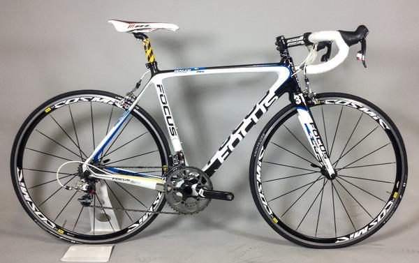 Trek Bicycle Superstore USED Focus Izalco Pro Sram 54cm