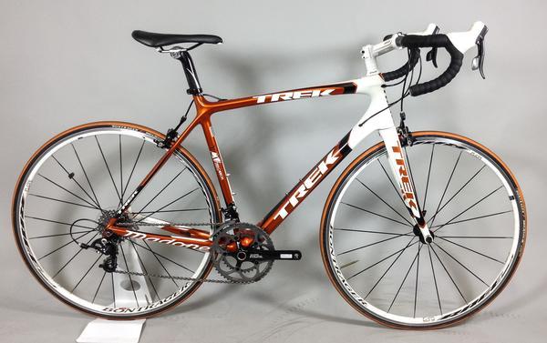Trek Bicycle Superstore USED Trek Madone 5 1 Rival 56cm