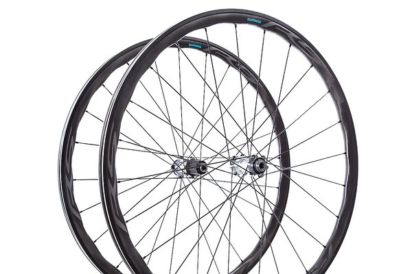 Shimano RS770 C30-TL Carbon Disc Wheelset