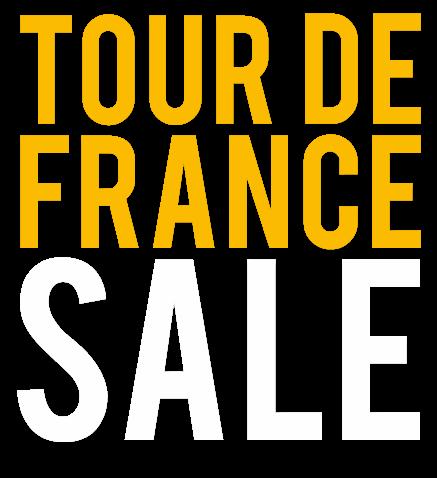 Tour de France Sale
