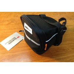 Clear Bicycle Company Seat Bag Black