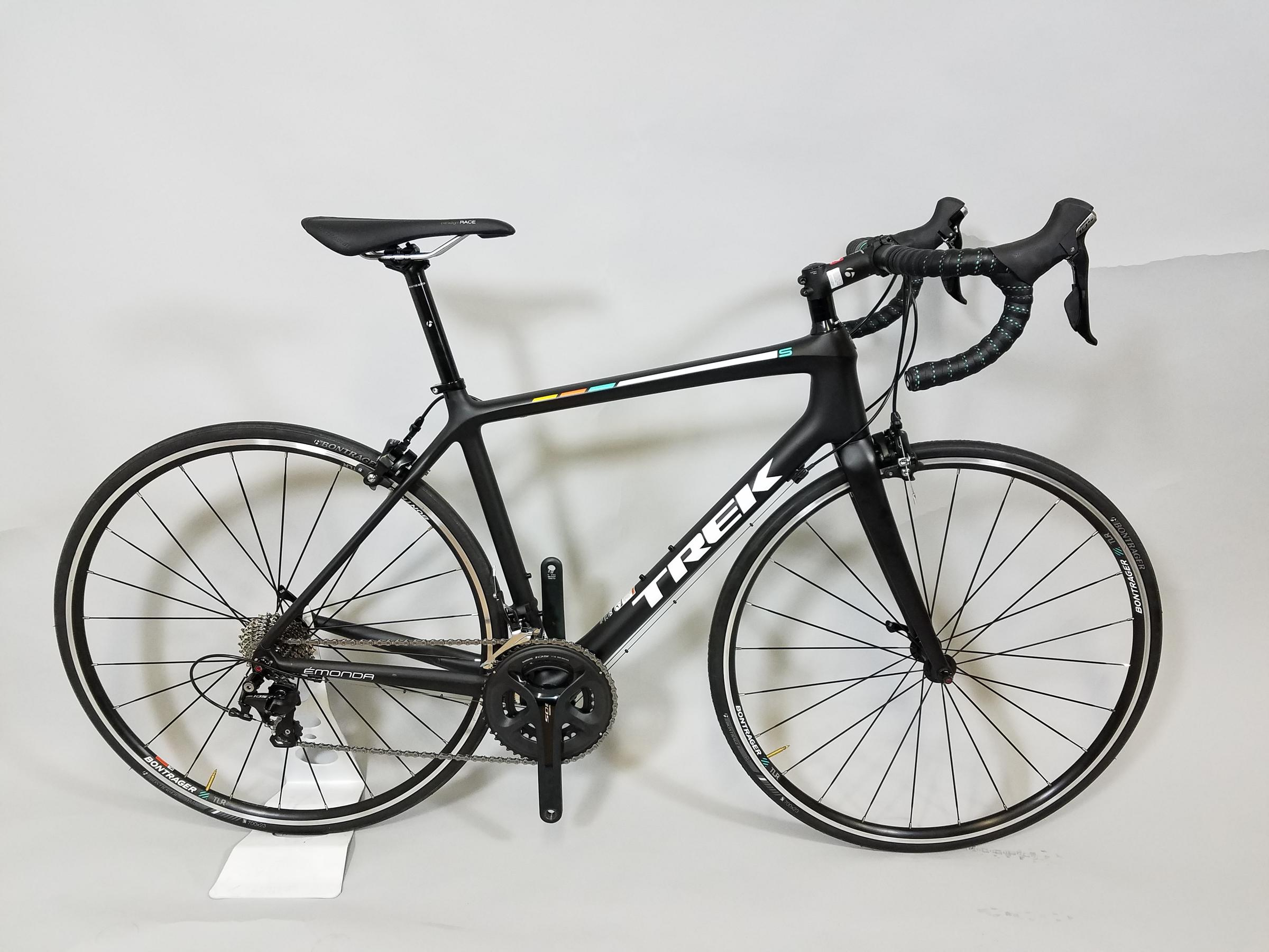 Trek Bicycle Superstore USED TREK EMONDA S 5 54 16 BLACK