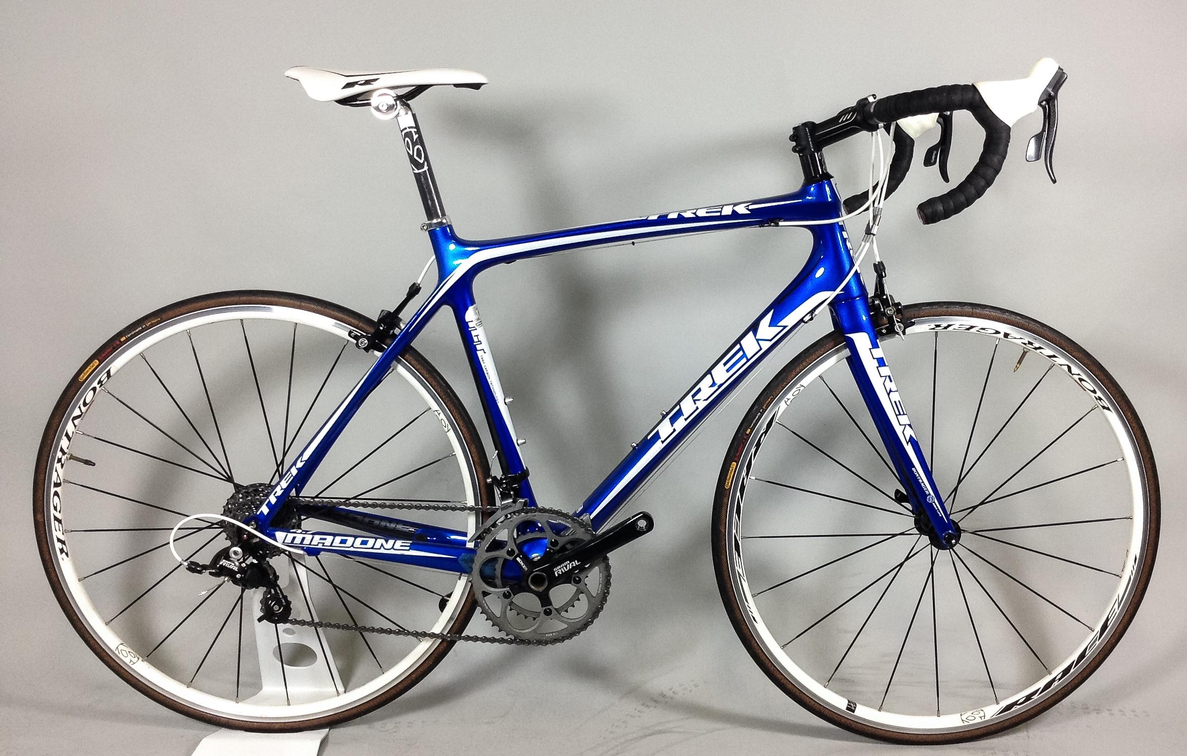Trek Bicycle Superstore USED Trek Madone 4 7 56cm - www