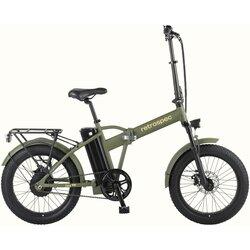 Retrospec Jax Rev Folding Electric Bike