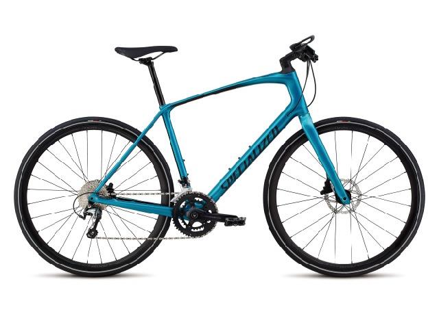 fitness hybrid bike