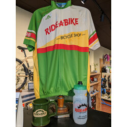 Ride-A-Bike Bicycle Shop Jersey - Limited Edition