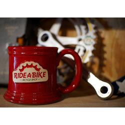 Ride-A-Bike Bicycle Shop 12oz Ride-A-Bike Coffee Mug