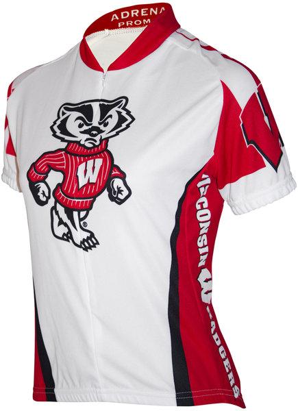 Adrenaline Promotions UW Wisconsin Badgers Women's Jersey