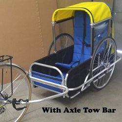 Michael's Cycles CycleTote Special Needs Trailer