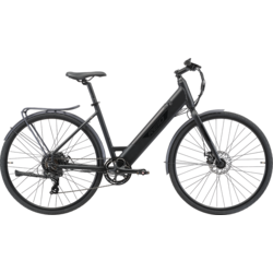 Reid Blacktop 1.0 Commuter Step-Thru E-Bike