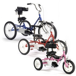 Triaid Adaptive Tricycle