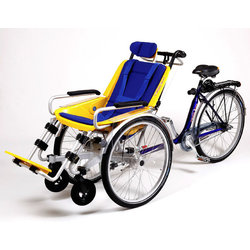 Duet Wheelchair Bicycle Tandem