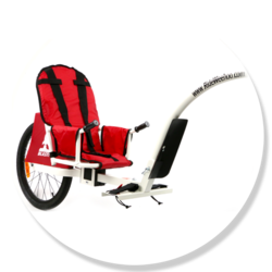 Weehoo iGo Blast Trailer Bike