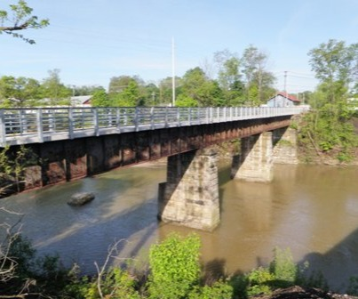 Huron River Bridge
